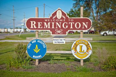 Welcome to Remington, Indiana