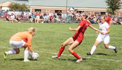 Girls soccer off to 1-1 start