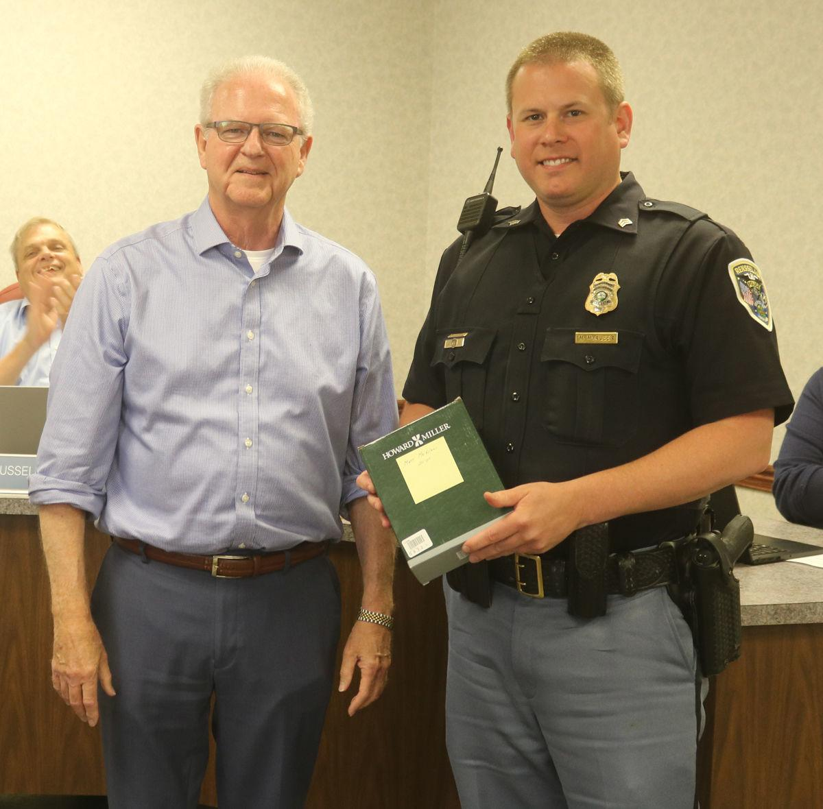 McAleer provides 20 years of service