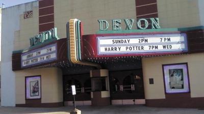 Devon Theater is a 'reel' historic gem