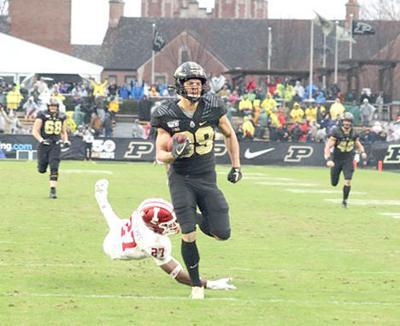 Hopkins touchdown