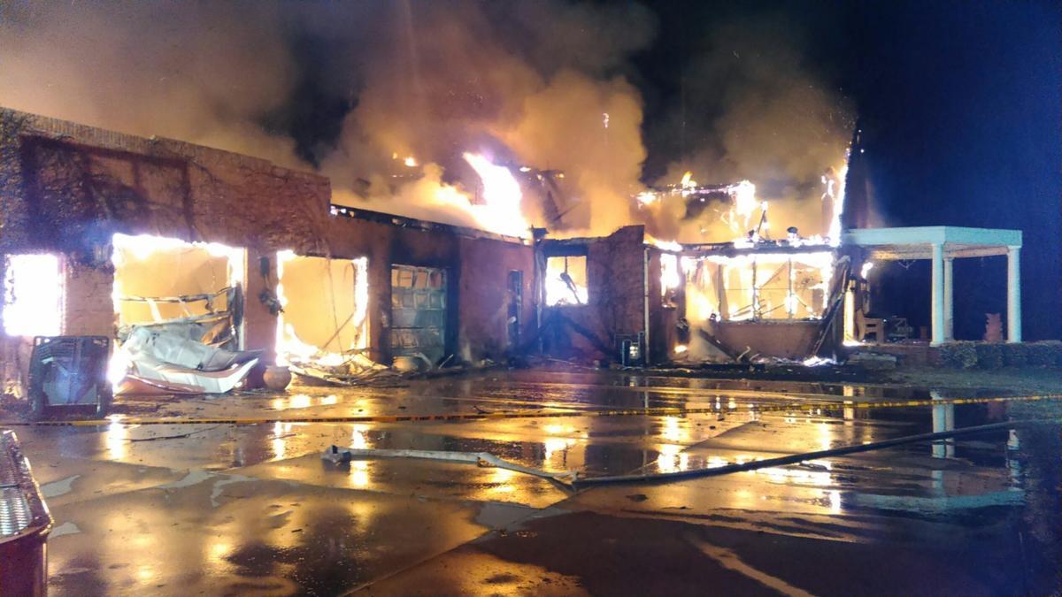 Indiana white county idaville - East Ohio Street Fire
