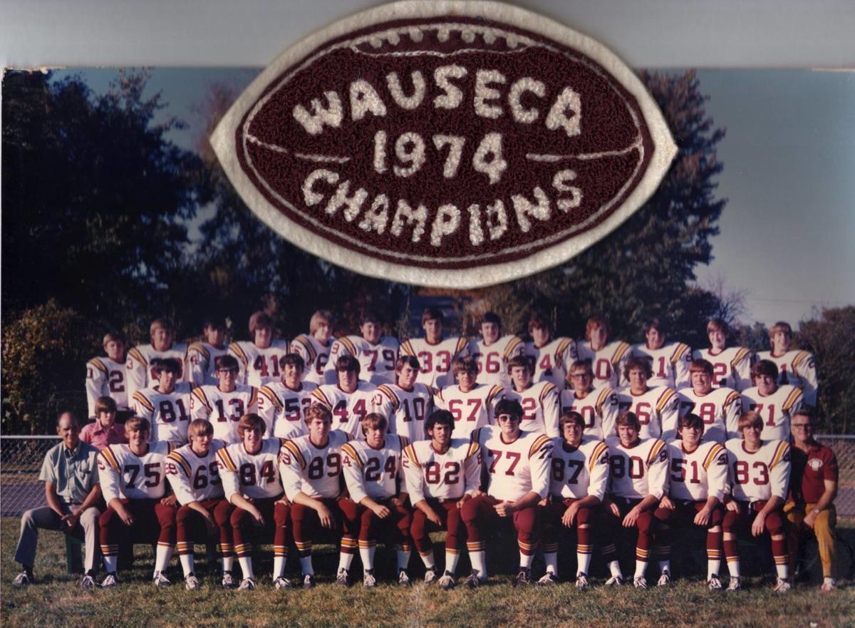 1974 Warriors football team