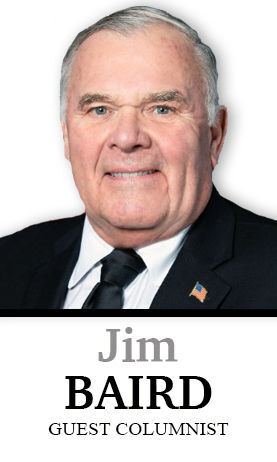 Jim Baird column sig
