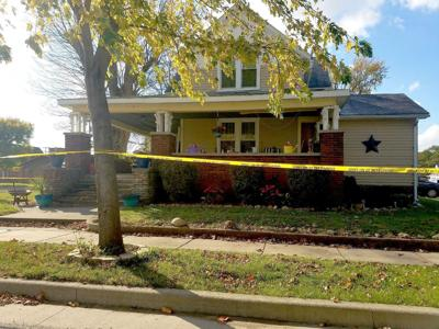 Wolcott home where bodies found