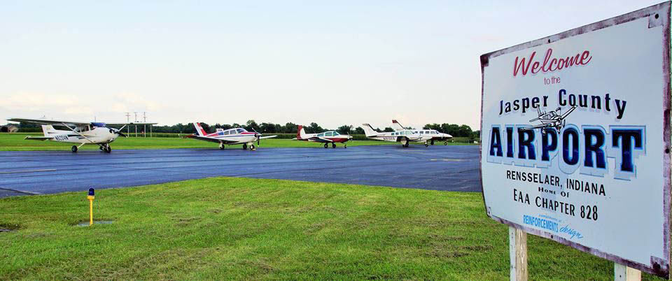 JC airport