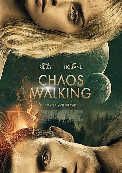 Chaos Rising movie poster