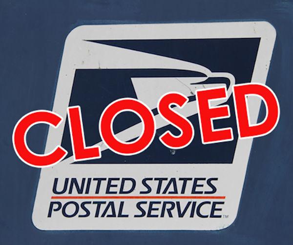 mlk day post office