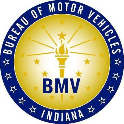 Indiana BMV logo