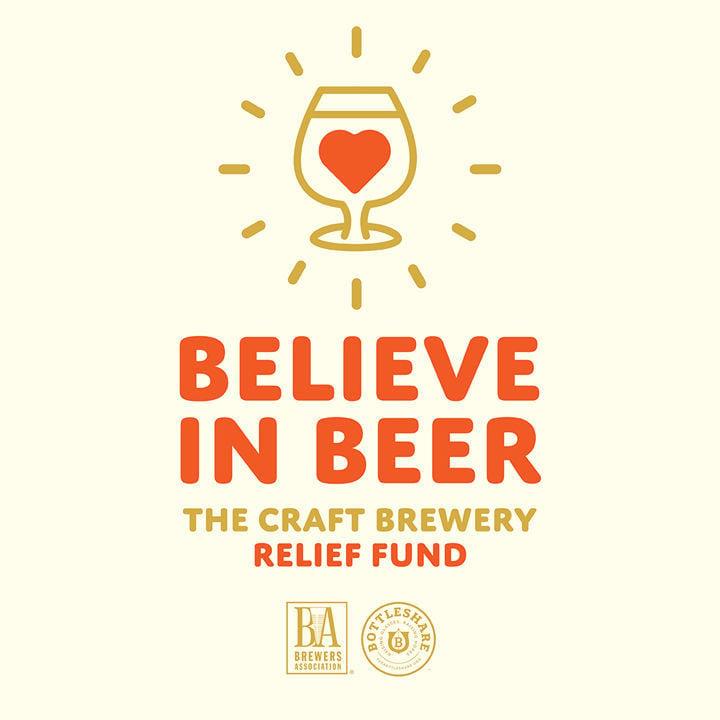 Believe in Beer logo
