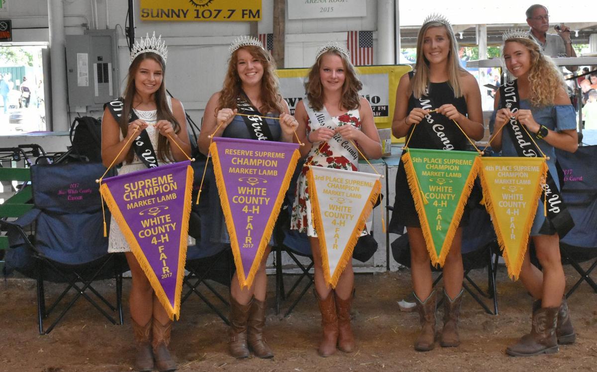 Indiana white county idaville - Junior Miss White County