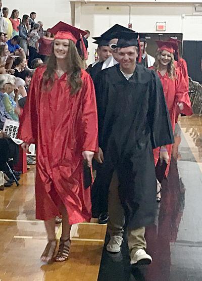 Frontier graduation