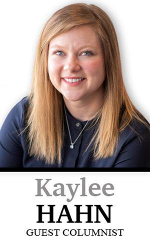 Kaylee Hahn column sig