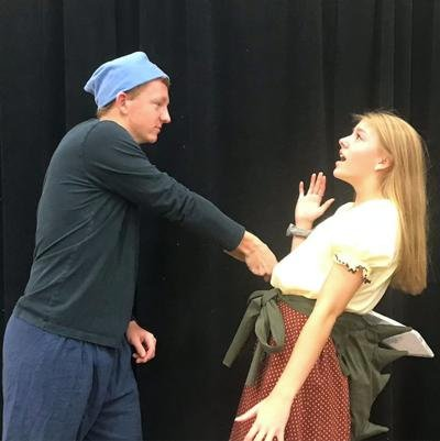 Covenant Christian High School presents 'A Play About a Dragon'