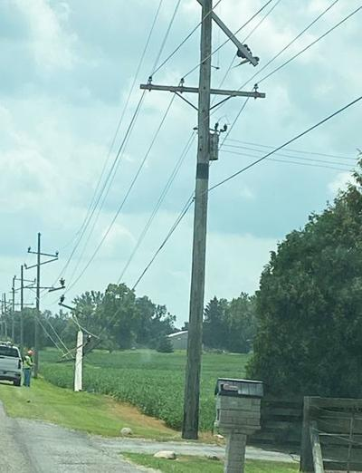 Accident occurred on U.S. 231
