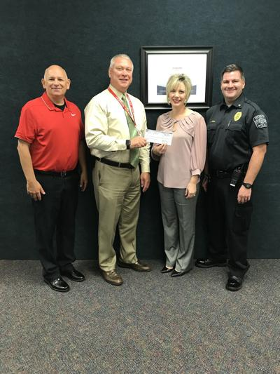Safety grant awarded