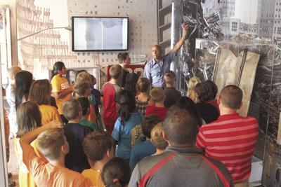 9/11 Mobile Exhibit
