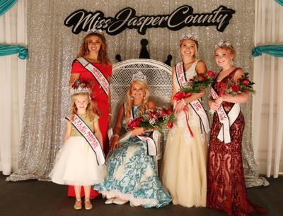 Jasper County Fair Queen