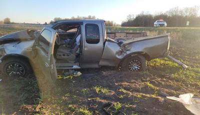 Crash near I-65