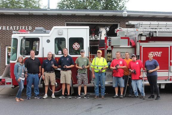 Wheatfield Firefighters