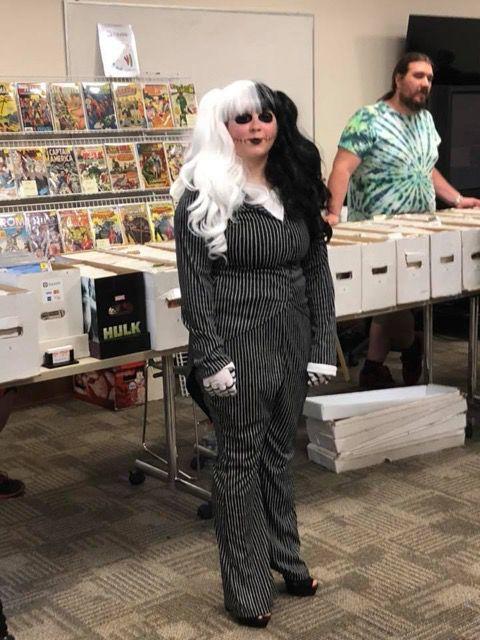 2018 Williamsport ComicCon winner