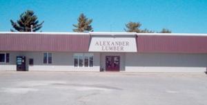 Alexander Lumber Co - Image 1