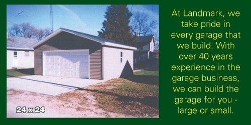 Landmark Garages, Inc. - Image 1