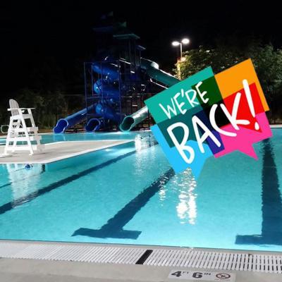 Kentland pool