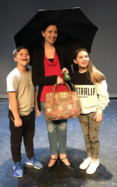 Mary Poppins The Musical begins Feb. 14