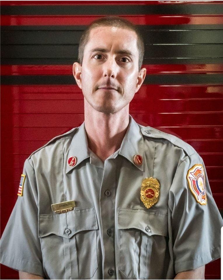 Lt. David Kaminski