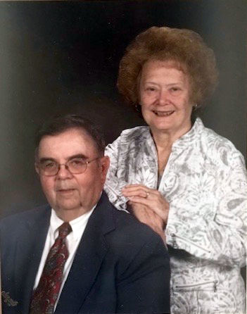 Robbins 60th wedding anniversary