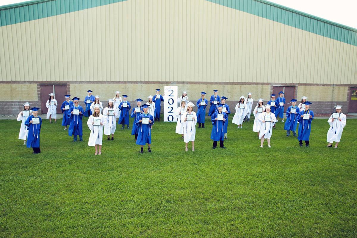 DeMotte Christian School Class of 2020