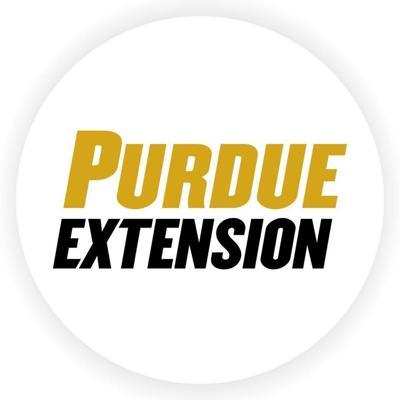 Purdue Extension logo