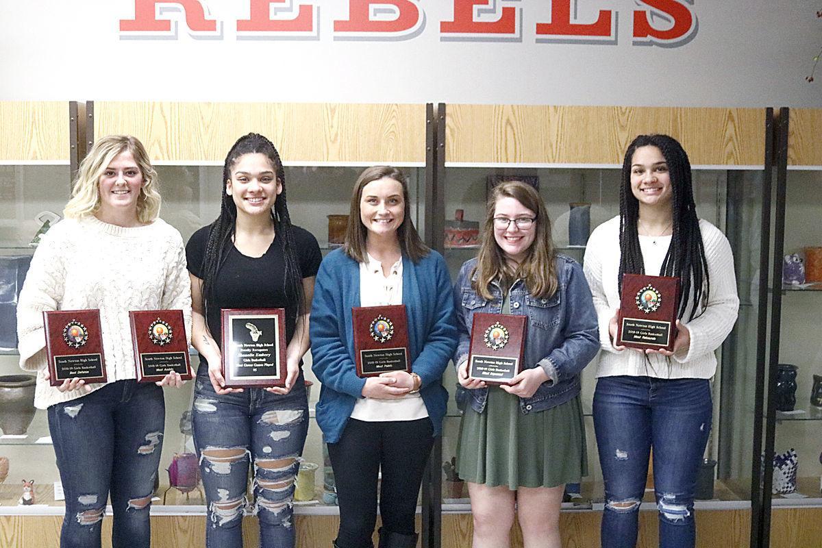 Sn girl's basketball awards