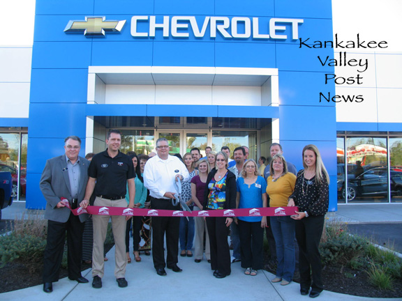 Wiers Demotte Indiana >> Wiers Holds Ribbon Cutting Newsbug Info