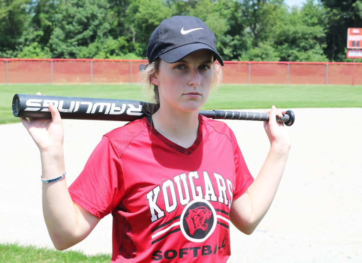 Flick leads KV in several offensive categories