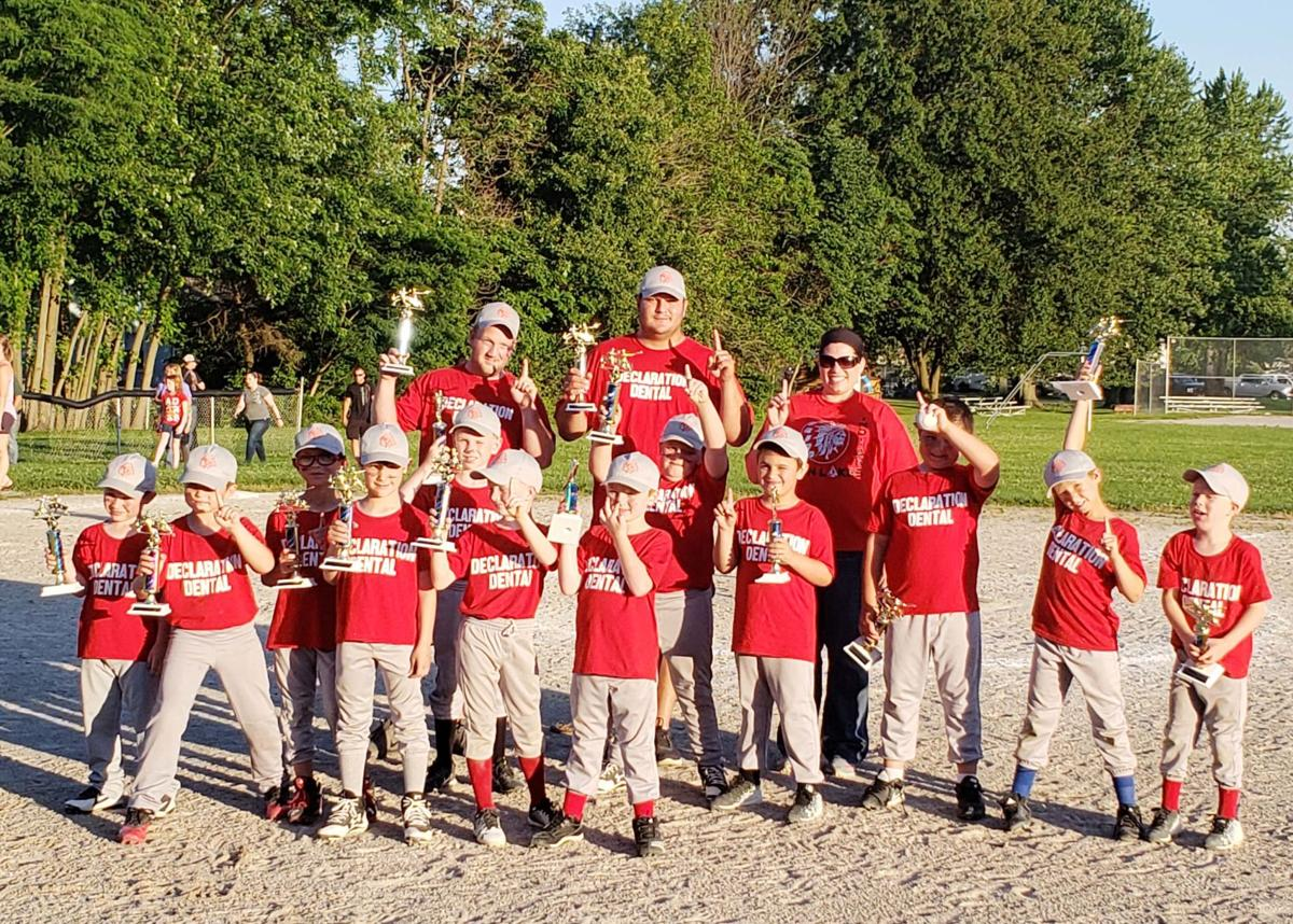 Mybsa Hosted Our 3rd Tournament Of Our Monticello Youth Baseball Softball Association Facebook