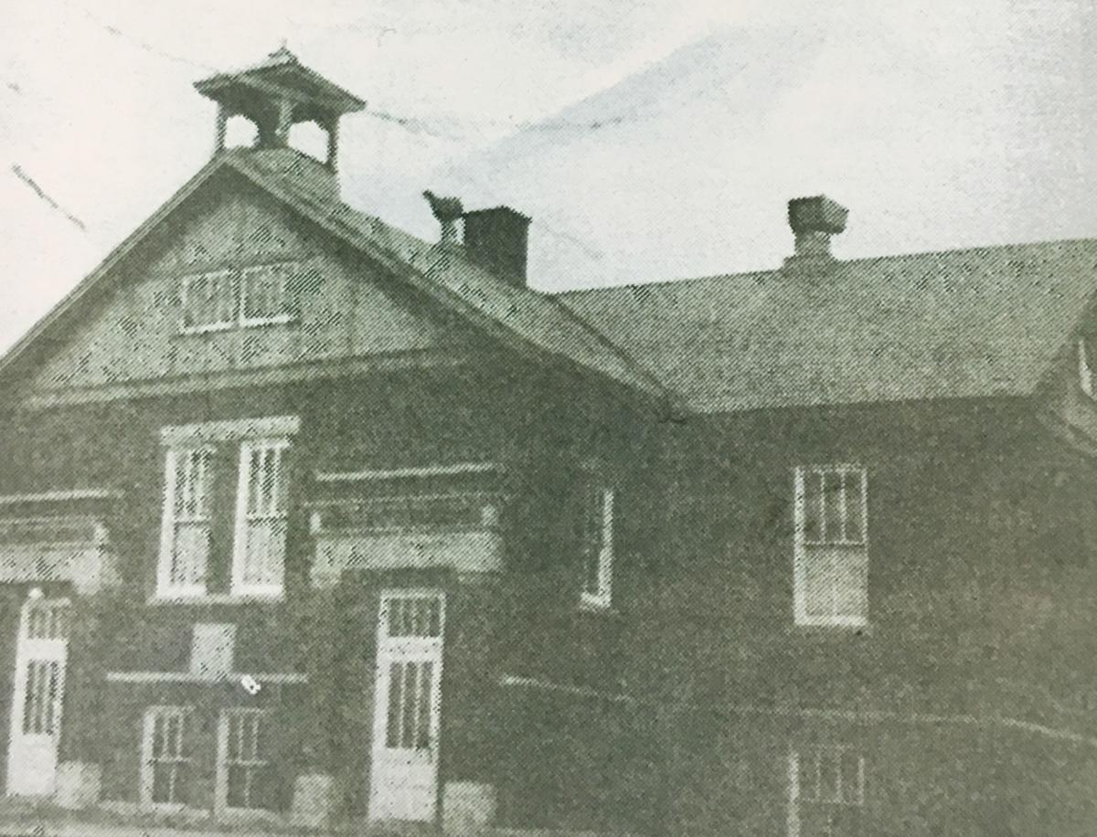 Potts recalls old Newton grade schools | Local | newsbug info