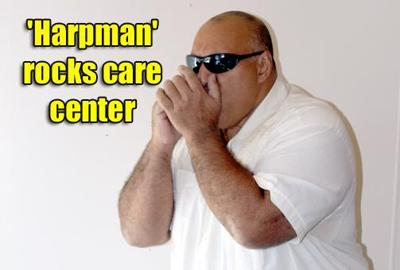 'Harpman' rocks care center
