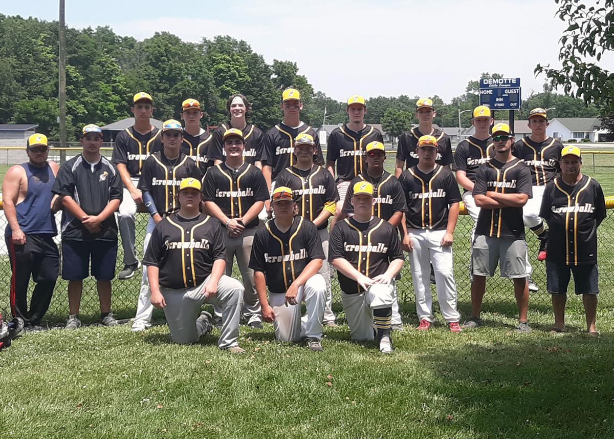 Screwballs Team Photo