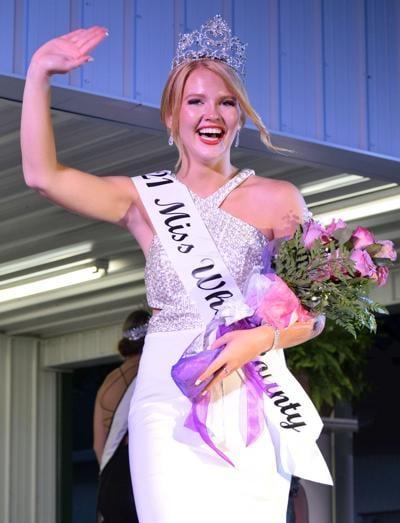 Kayla Bennington, Miss White County 2021