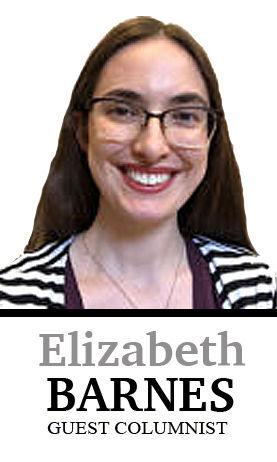 Dr. Elizabeth Barnes column sig