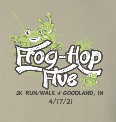 Frog-Hop Five