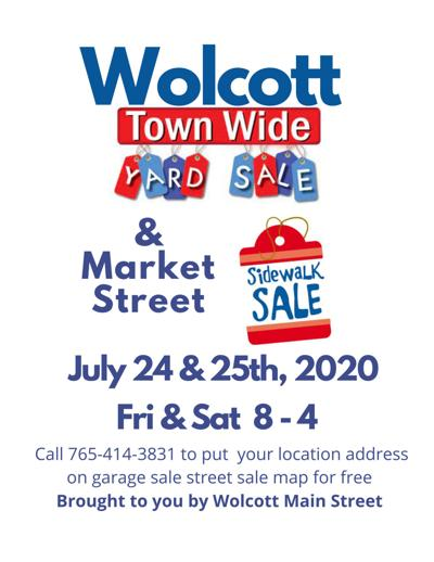 Wolcott Town Wide Yard Sale