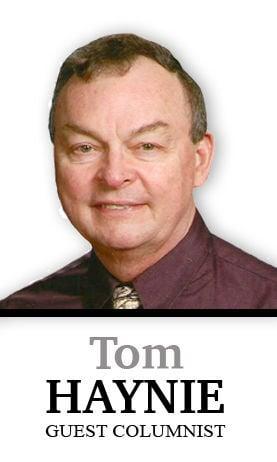 Tom Haynie column sig
