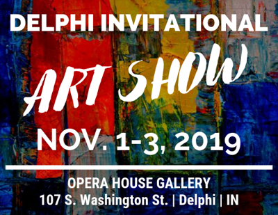 Delphi Invitational Art Show