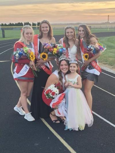 South Newton homecoming court