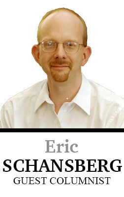 Eric Schansberg column sig