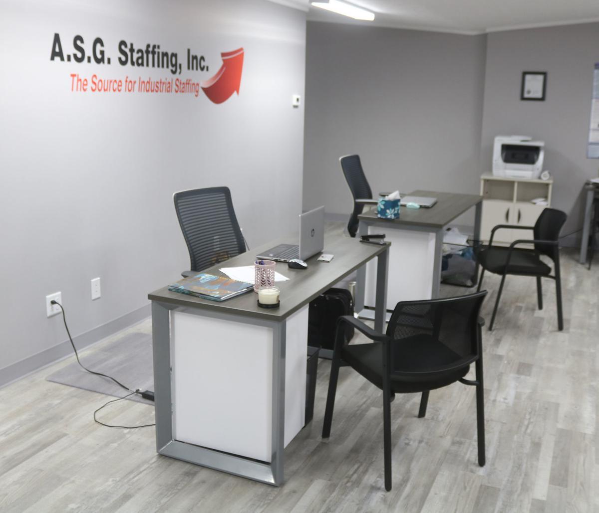 ASG Staffing interior