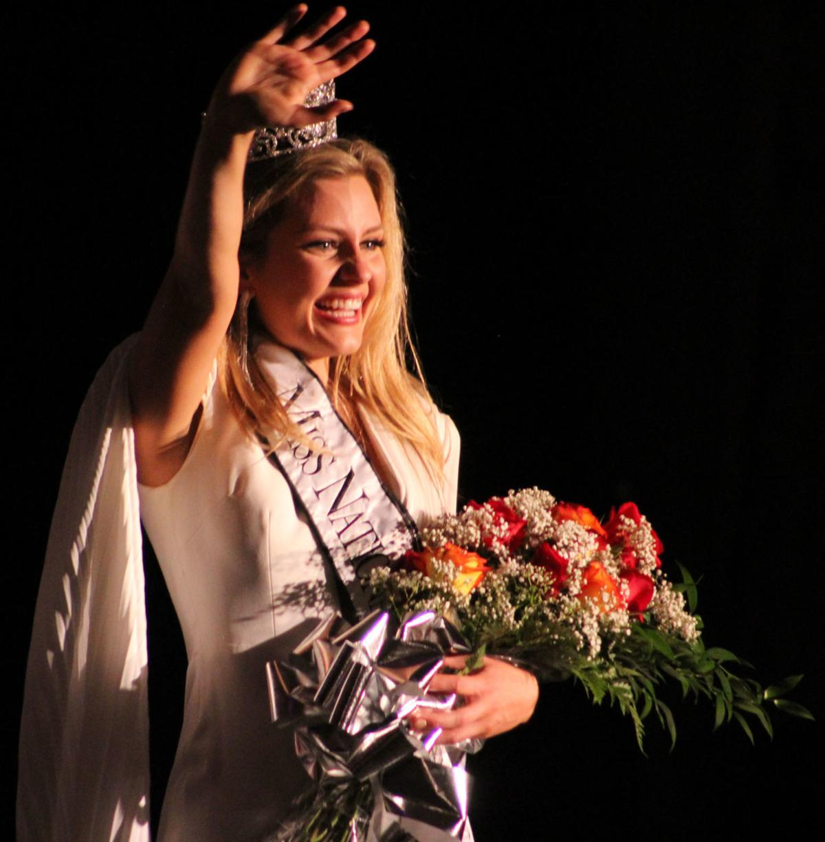 California Sweetheart wins National Sweetheart Pageant